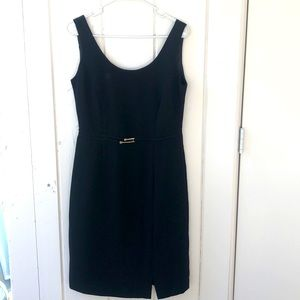 Vintage Manigance Bahari Perfect Little Back Dress